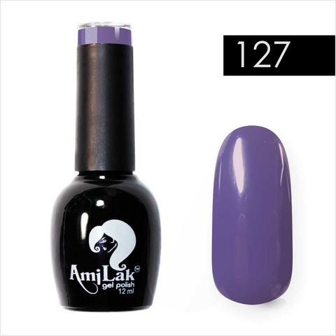 AmiLak Color Gel Polish №127