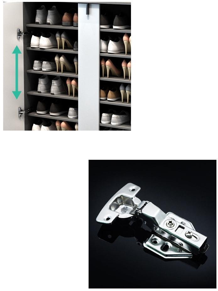 Обувной шкаф Modern