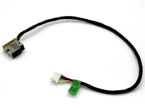 Разъем питания для ноутбука HP 17-S 17-G 17-Q 799750-T23 799750-Y23 799750-S23 со шлейфом