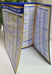 Таблица: Тематический словарь по английскому языку.