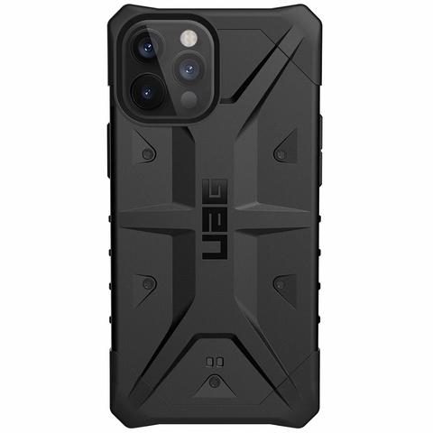 Чехол Uag Pathfinder для iPhone 12/12 Pro чёрный (Black) 112357114040