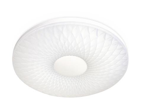 Светильник Потолочный Светодиодный Ambrella FS1231 FR 48W Белый с Пультом