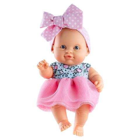 ПРЕДЗАКАЗ! Кукла-пупс Ирина, 22 см, Паола Рейна