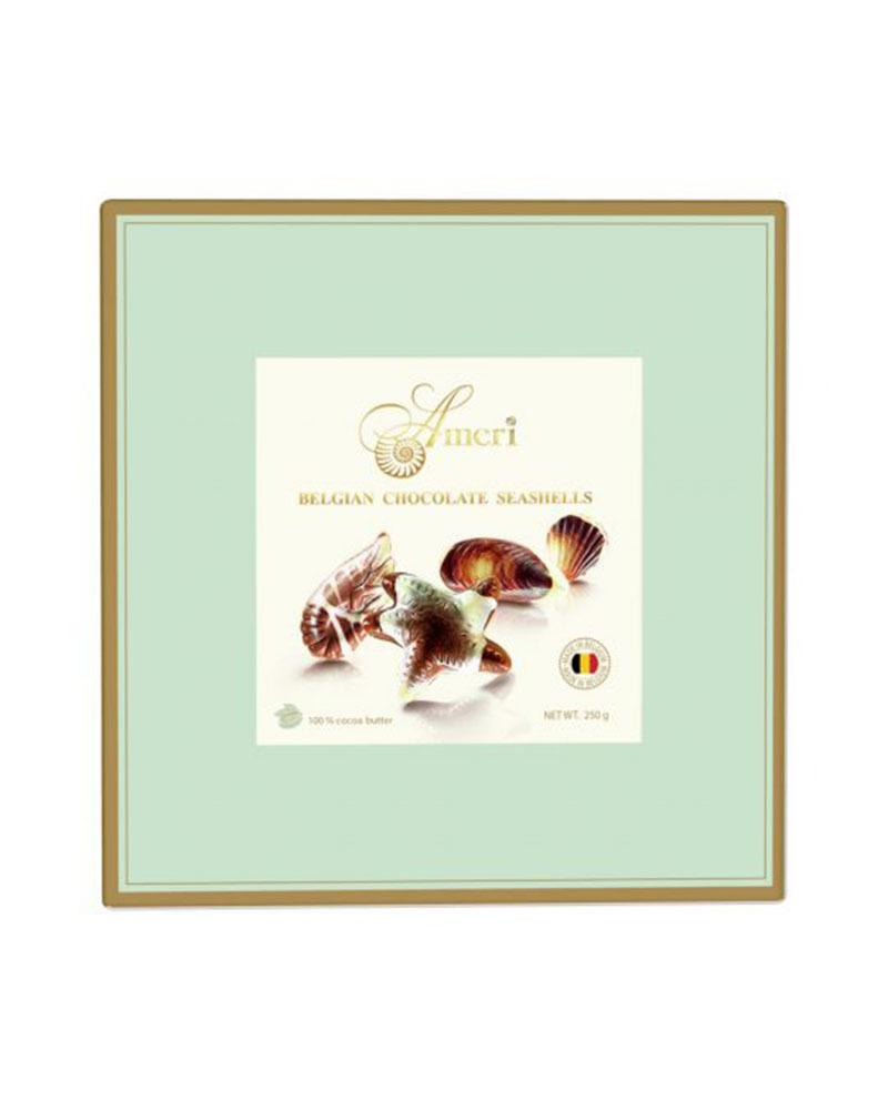 Шоколадные конфеты Ameri с начинкой пралине, 250 гр.