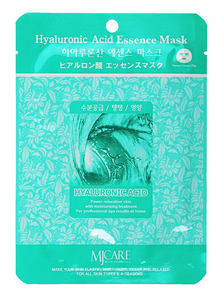 Тканевые Маска тканевая для лица гиалуроновая кислота Hyaluronic Acid Essence Mask МЖ20.jpg
