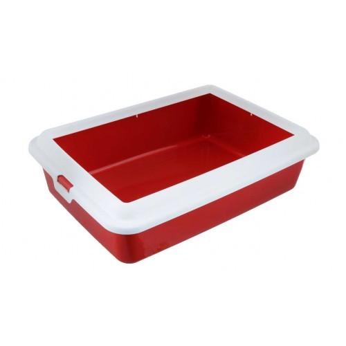MPS MPS туалет-лоток HYDRA Mini 43х31х12h см с рамкой Hydra_red_MPS-500x500.jpg