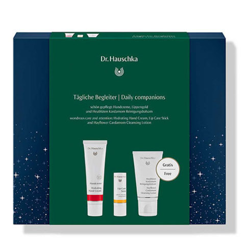 Подарочный набор Лучший компаньон (Weinachten Geschenkset Tägliche Begleiter) Dr.Hauschka