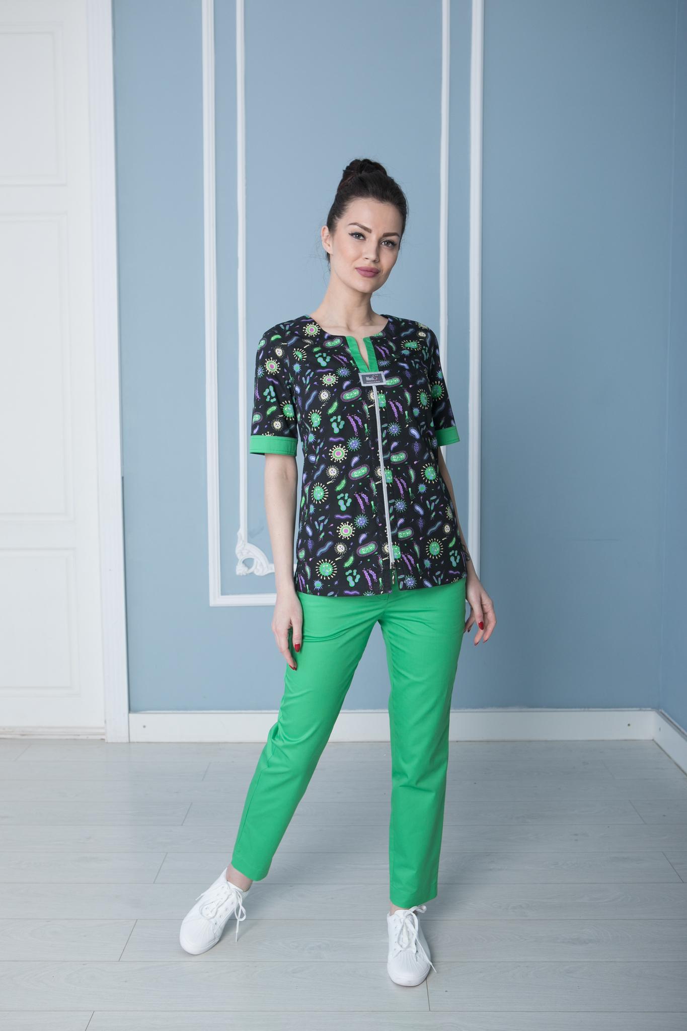 Блуза медицинская Бл-355/1а