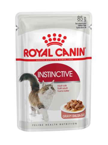 Royal Canin Instinctive (в соусе) 85 г * 12 шт.