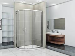 Душевое ограждение Good Door INFINITY R-120х80-C-CH 120х80 см