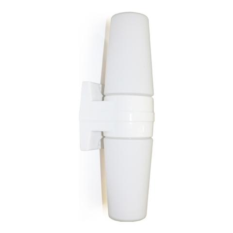 Лампа для бани МАЯК-2 10010-2 белая