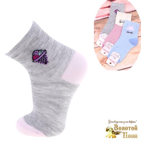 Носки хлопок девочке (68-92) 200212-Е001-2
