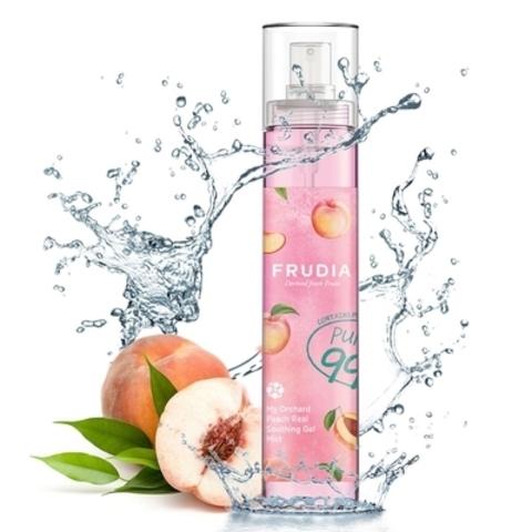 Увлажняющий гель-мист с персиком FRUDIA My Orchard Peach Real Soothing Mist, 125 ml