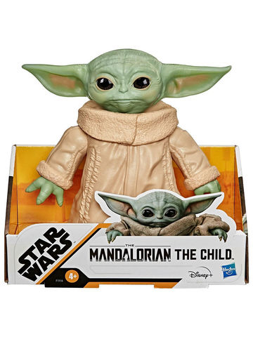 Фигурка SW Mandalorian The Child Posable Action Figure 16см F1116