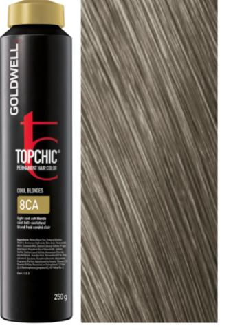 Goldwell Topchic 8CA холодный пепельный блонд TC 250ml