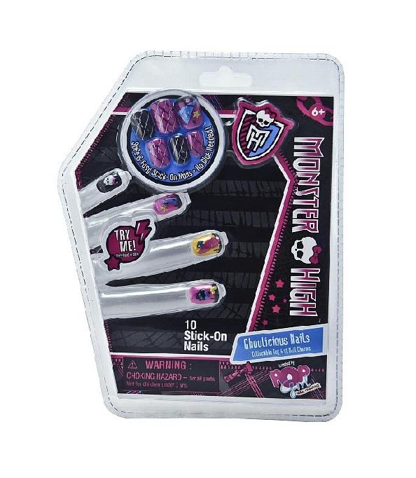 Школа Монстров набор накладных ногтей