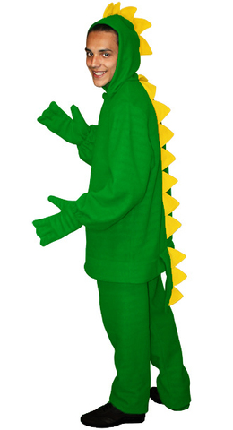 Костюм Дракон зелёный