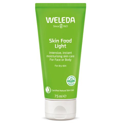 Weleda, Легкий универсальный питательный крем Skin Food, 75мл