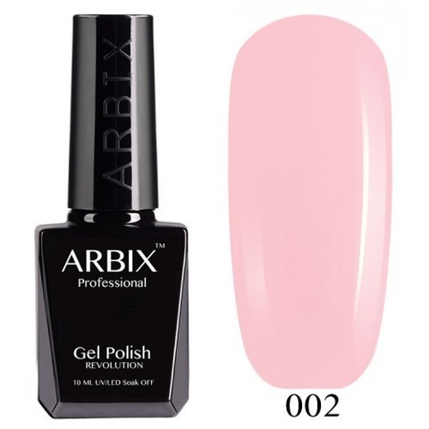 Гель-лак Arbix Верона №002