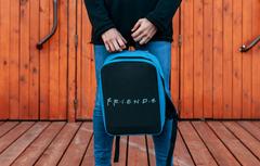Светящийся рюкзак с лед панелью