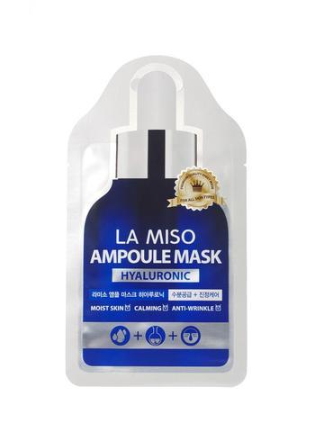 Ампульная маска La Miso с гиалуроновой кислотой 25 гр