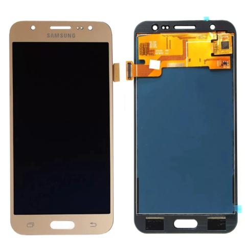 LCD SAMSUNG J5 J500 + Touch Gold Orig MOQ:5