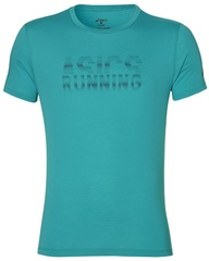 Футболка беговая Asics Graphic SS Top мужская