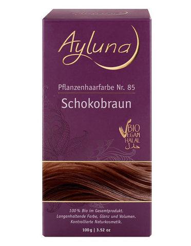 Натуральная краска для волос №85