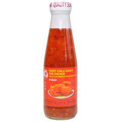 Соус чили сладко-острый для курицы PREMIUM Cock Brand 230 г