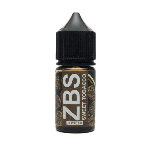 Жидкость ZBS Classic Nic 30 мл Sweet Tobacco