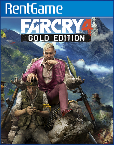 Far Cry 4 Gold Edition PS4 | PS5