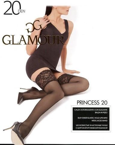 Glamour Princess 20 aut. чулки