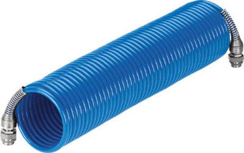 Спиральный полимерный шланг Festo PPS-4-7,5-1/4-BL