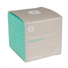 Спрессованная сыворотка-крем для увлажнения Blithe Crystal Iceplant, 22 ml.