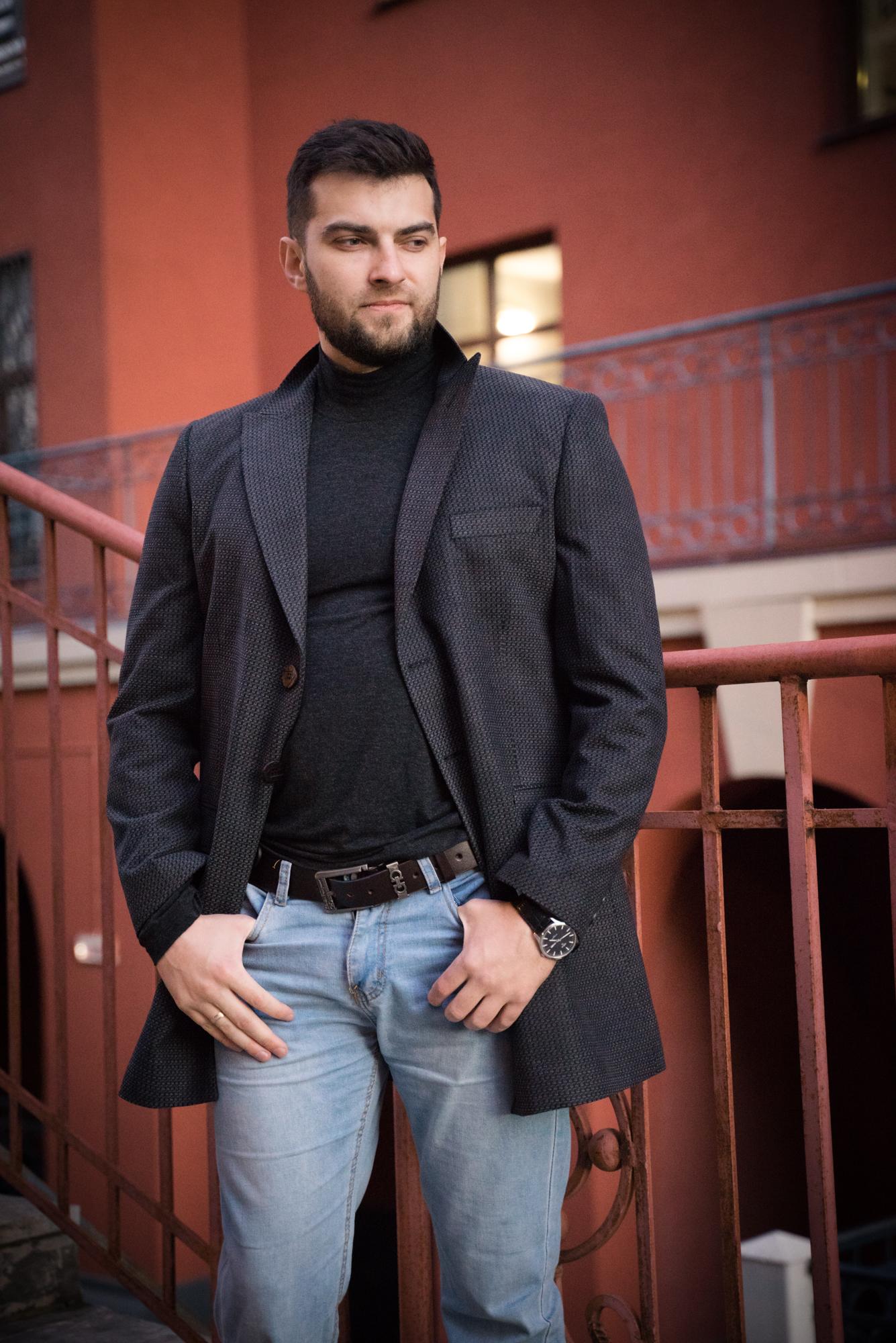 Пальто Пальто Slim Fit DSC09554.JPG