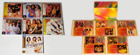 Комплект / Arabesque (11CD+DVD)
