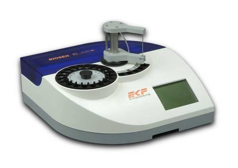 Автоматический анализатор глюкозы и лактата BIOSEN C line (EKF-diagnostic GmbH, ФРГ)