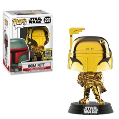 Фигурка Funko POP! Bobble: Star Wars: Boba Fett Hamleys (Exc)