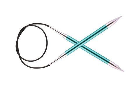 Спицы KnitPro Zing круговые 8.0 мм/80 см 47136