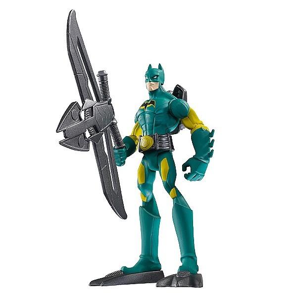 Batman Power Attack Mission Figure Series 02