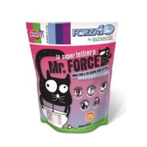 купить наполнитель FORZA10 Mr. Force Lettiera Profumata с запахом лотоса