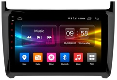 Штатная магнитола на Android 8.1 для Volkswagen Polo V 09-15 Ownice G10 S9903E