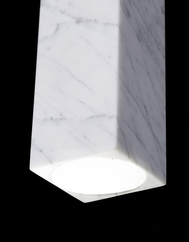 Подвесной светильник Lampatron style Marble Brick