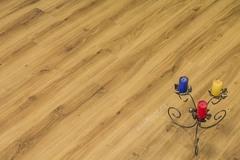 Кварц виниловый ламинат Fine Floor 1572 Wood Дуб Монца