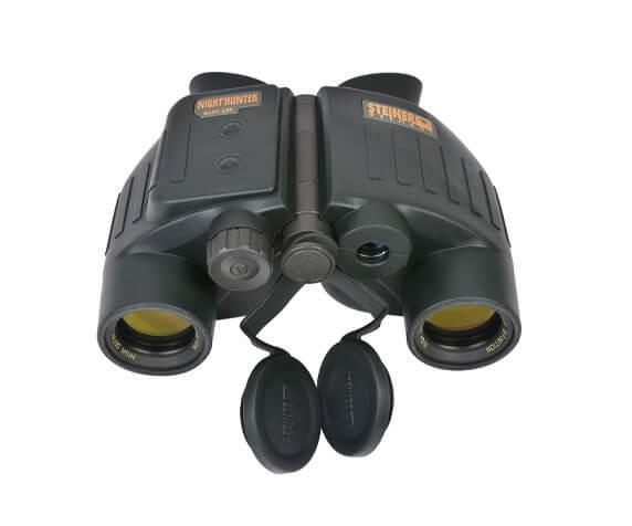 Бинокль Steiner Nighthunter 8x30 LRF с лазерным дальномером - фото 1