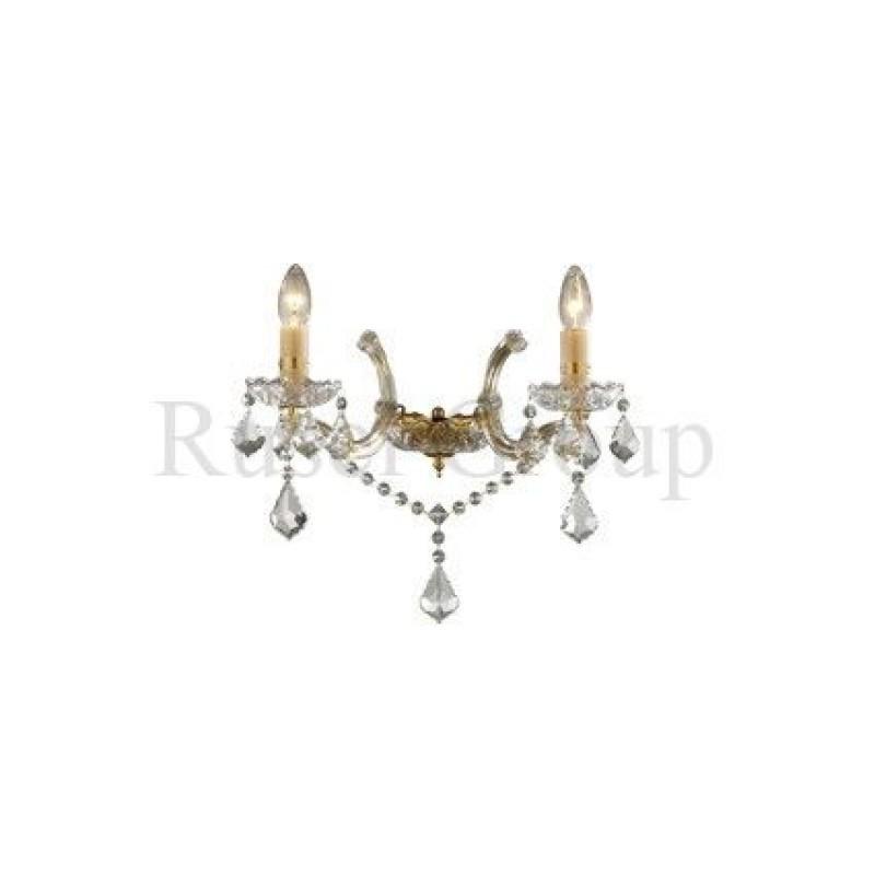Настенный светильник Ideal Lux FLORIAN AP2