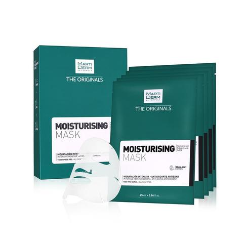 Martiderm Маска увлажняющая The Originals Moisturising Mask 10*25 мл