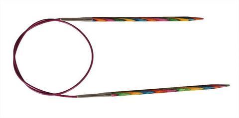 Спицы KnitPro Symfonie  4,0 мм /80 см 21337