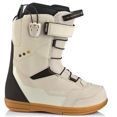 Ботинки для сноуборда жен. DEELUXE HARMONY CF Bone