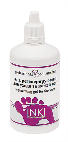Inki Гель регенерирующий для ухода за кожей ног/Gel for foot care 100 мл купить за 702руб